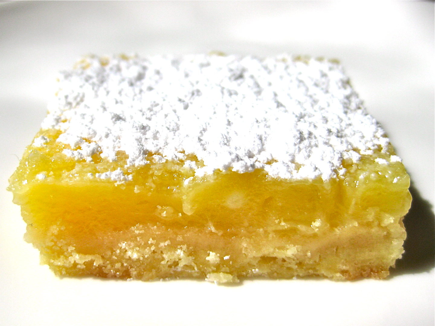 Lemon Burst Slice