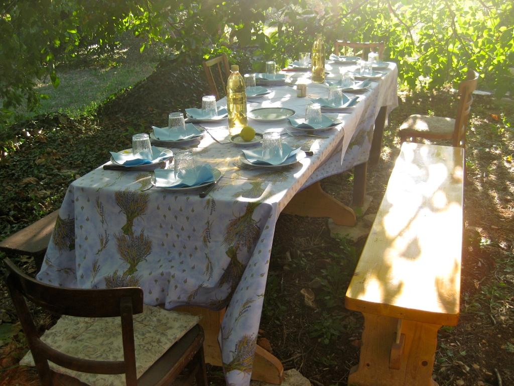 Dinner on the Farm