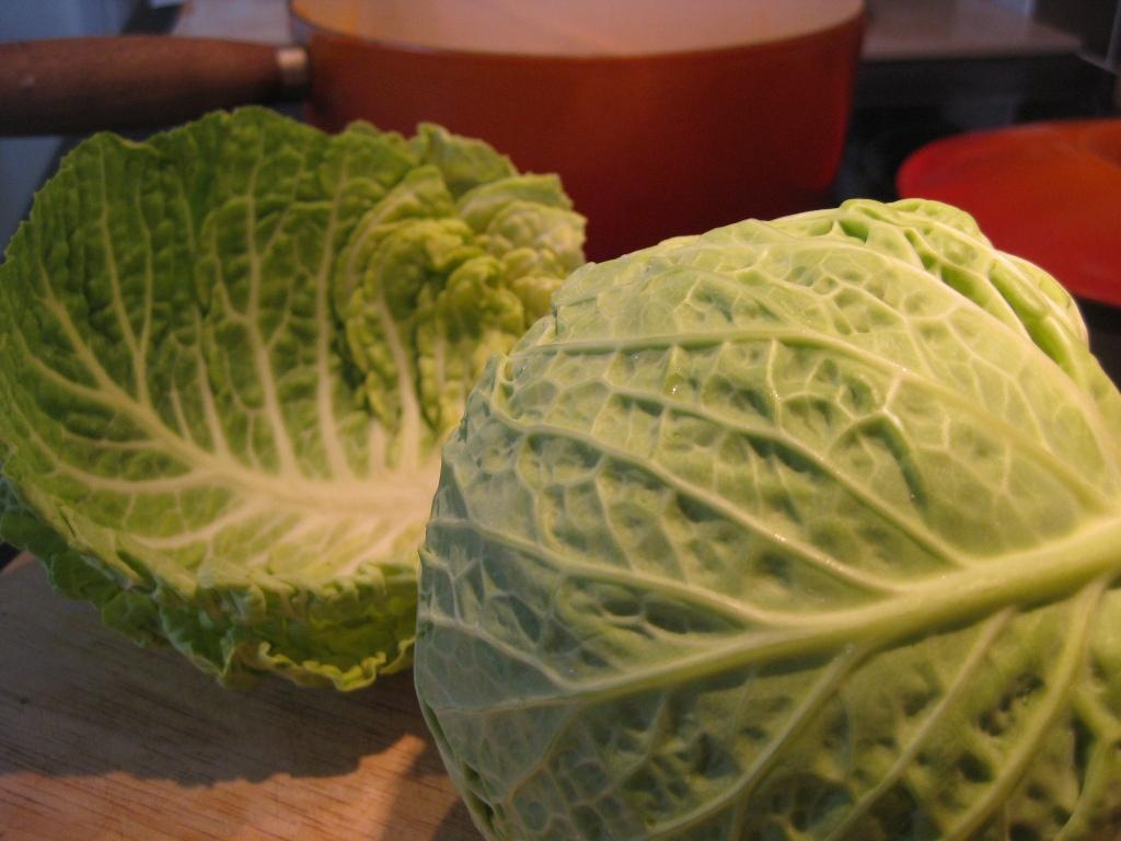 Caldo Verde (Green Soup)