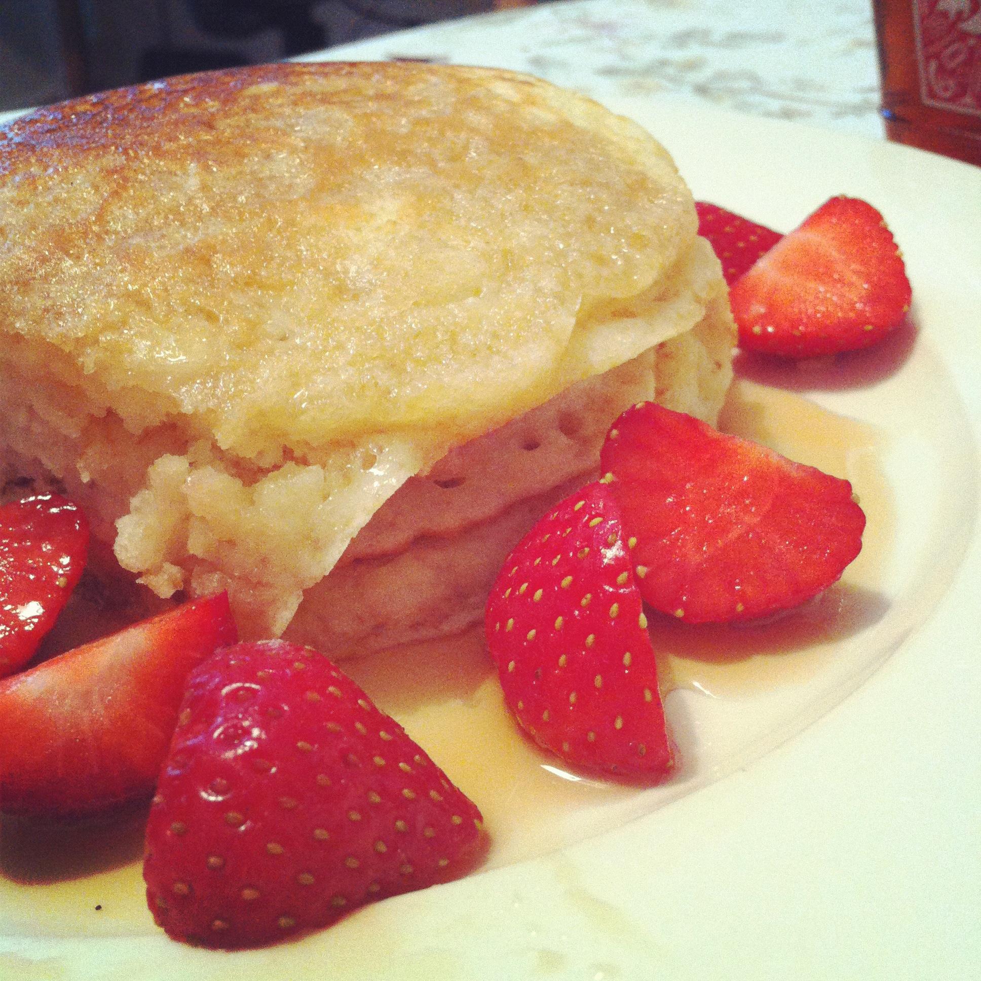 Best ever pancakes