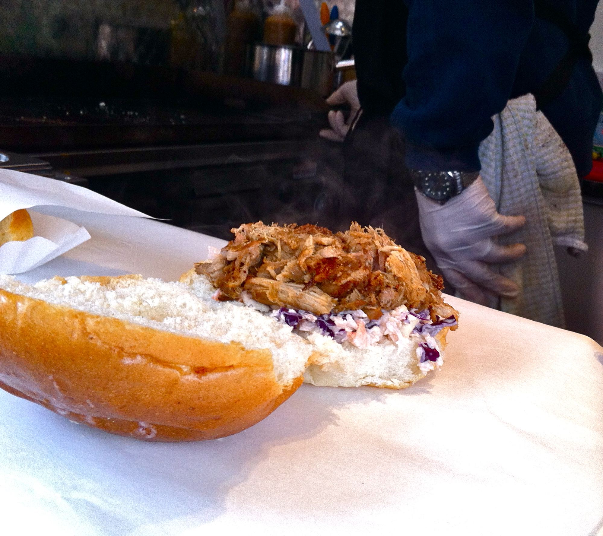 Maidenhead street-food festival