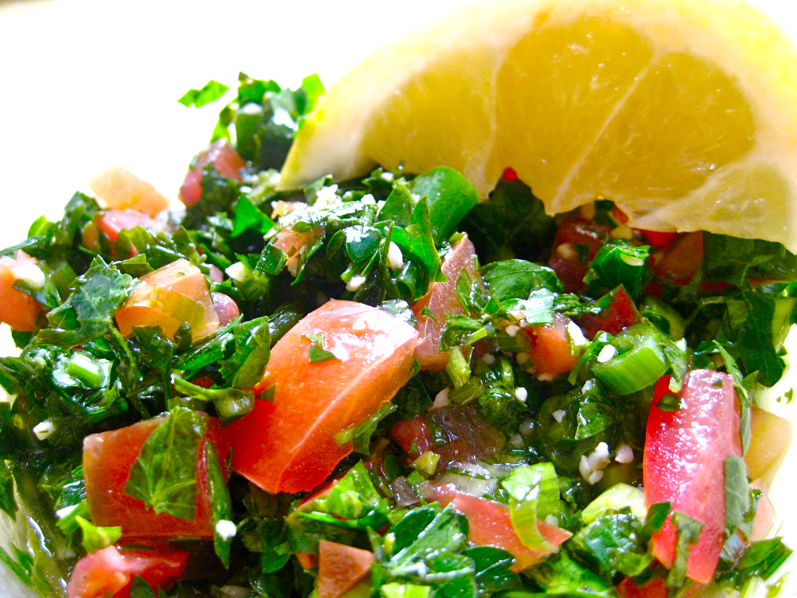Tabouleh | Feeding Time Blog