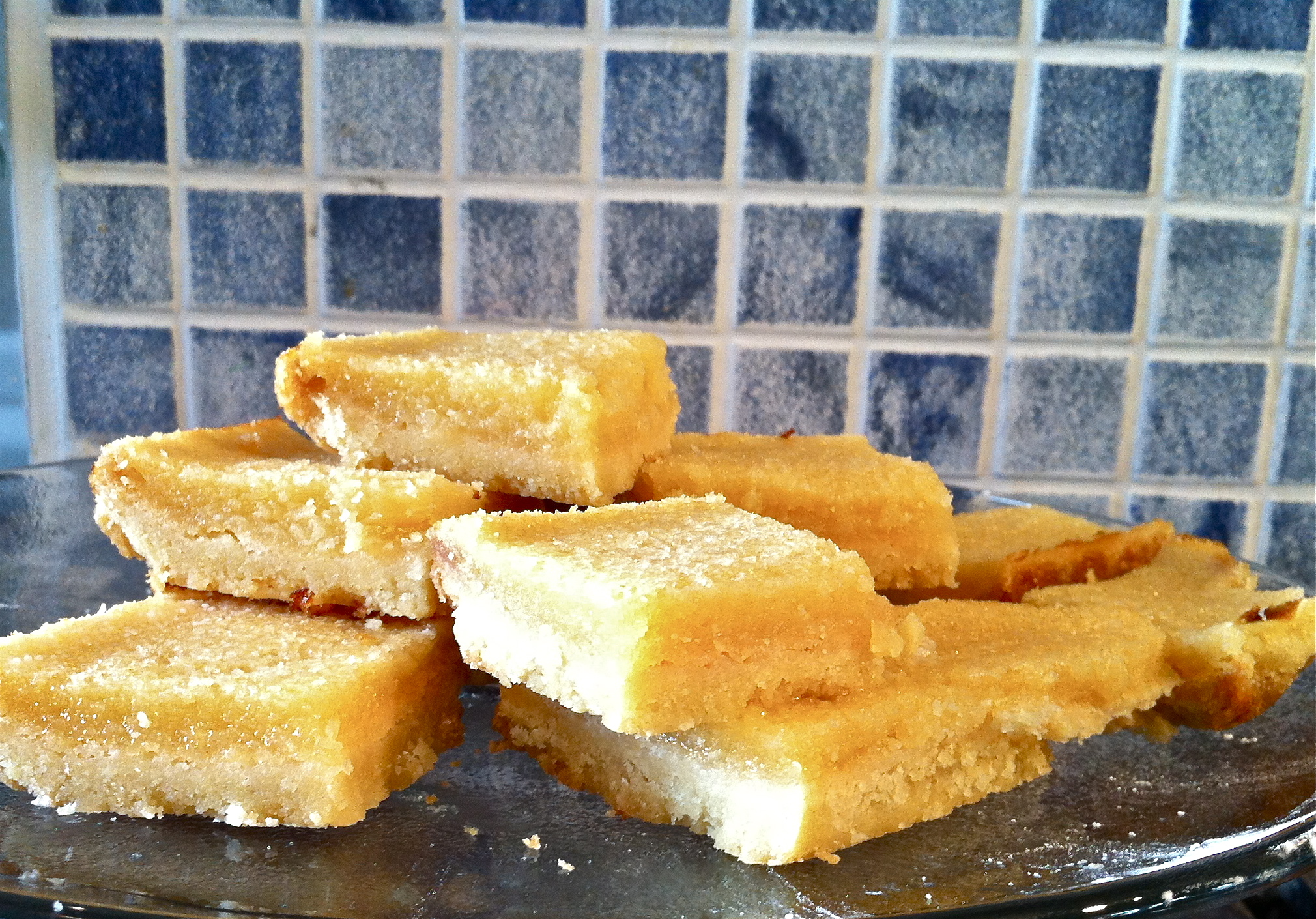 When life gives you lemons, make Lemon Squares