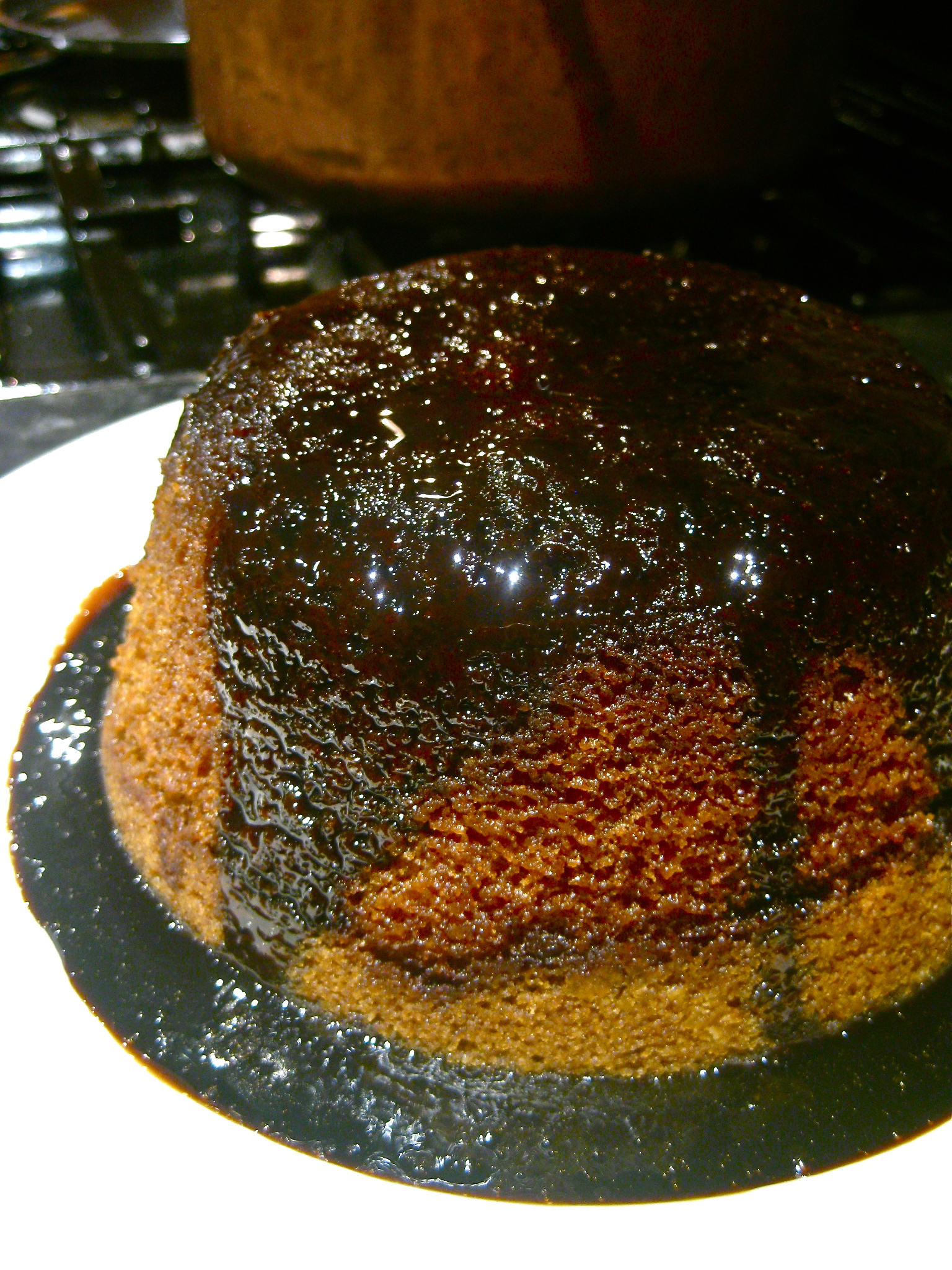 Treacle Pudding